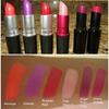 Fall Lipstick Favs