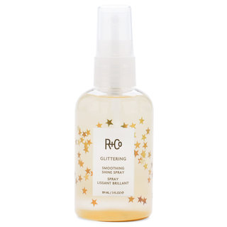 R+Co Glittering Smoothing Shine Spray