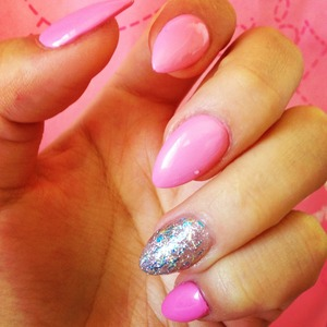 Photos With Sephora By Opi Sparkle Me Silver Top Coat Beautylish