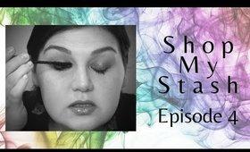 Shop My Stash Episode 4   Random.org Chooses My Makeup