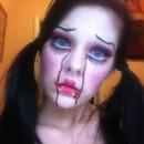 'Pretty' Creepy Doll