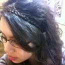 braided hair band