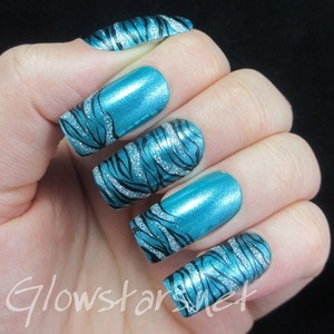 Read the blog post at http://glowstars.net/lacquer-obsession/2014/01/how-can-you-sleep-at-a-time-like-this