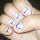 half moon nails, wyt?