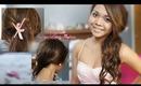 Hair Tutorial: Easy Side Curls