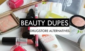 Beauty Dupes And Drugstore Alternatives  MakeupByLaurenMarie