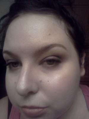 My Bella Cullen vampire look.