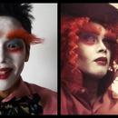 Mad Hatter Makeup Transformation