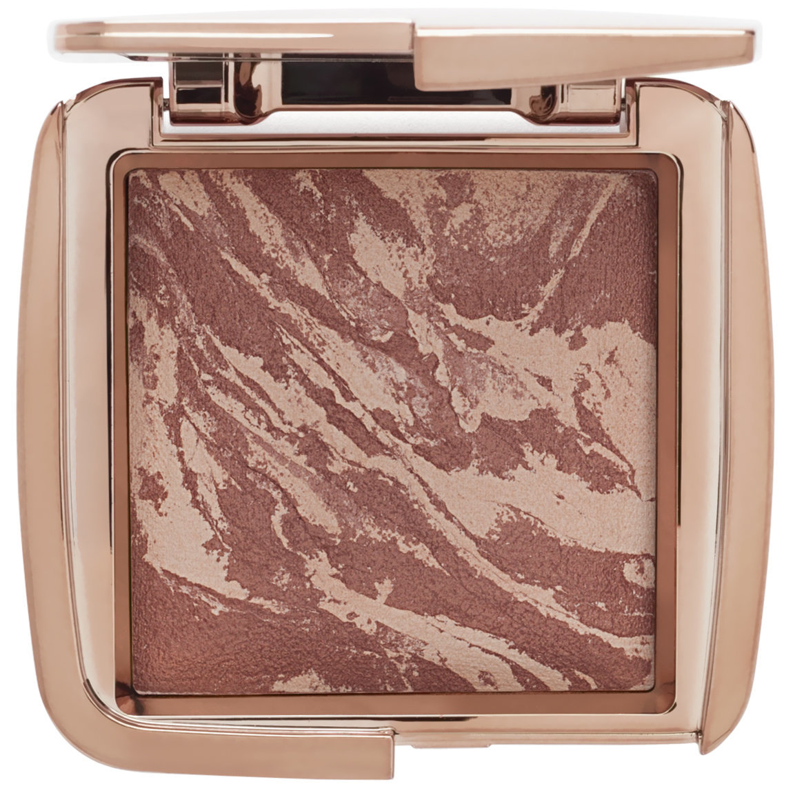 Hourglass Ambient Lighting Bronzer Diffused Bronze Light product swatch.