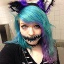 Halloween Cheshire Cat