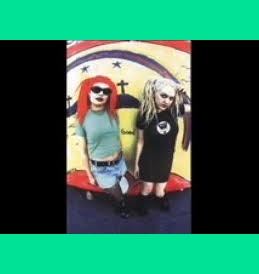 Tina Root N Susan Wallace Of The Synth Goth Band