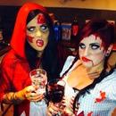 Halloween make up !