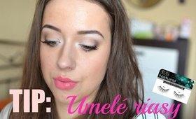 TIP: Ako na umelé mihalnice ? ! (tipy,aplikácia, starostlivosť..) | XoxoPatty Makeup