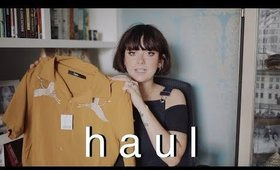 HAUL: Topshop, UO, All Saints + Gym Wear | sunbeamsjess