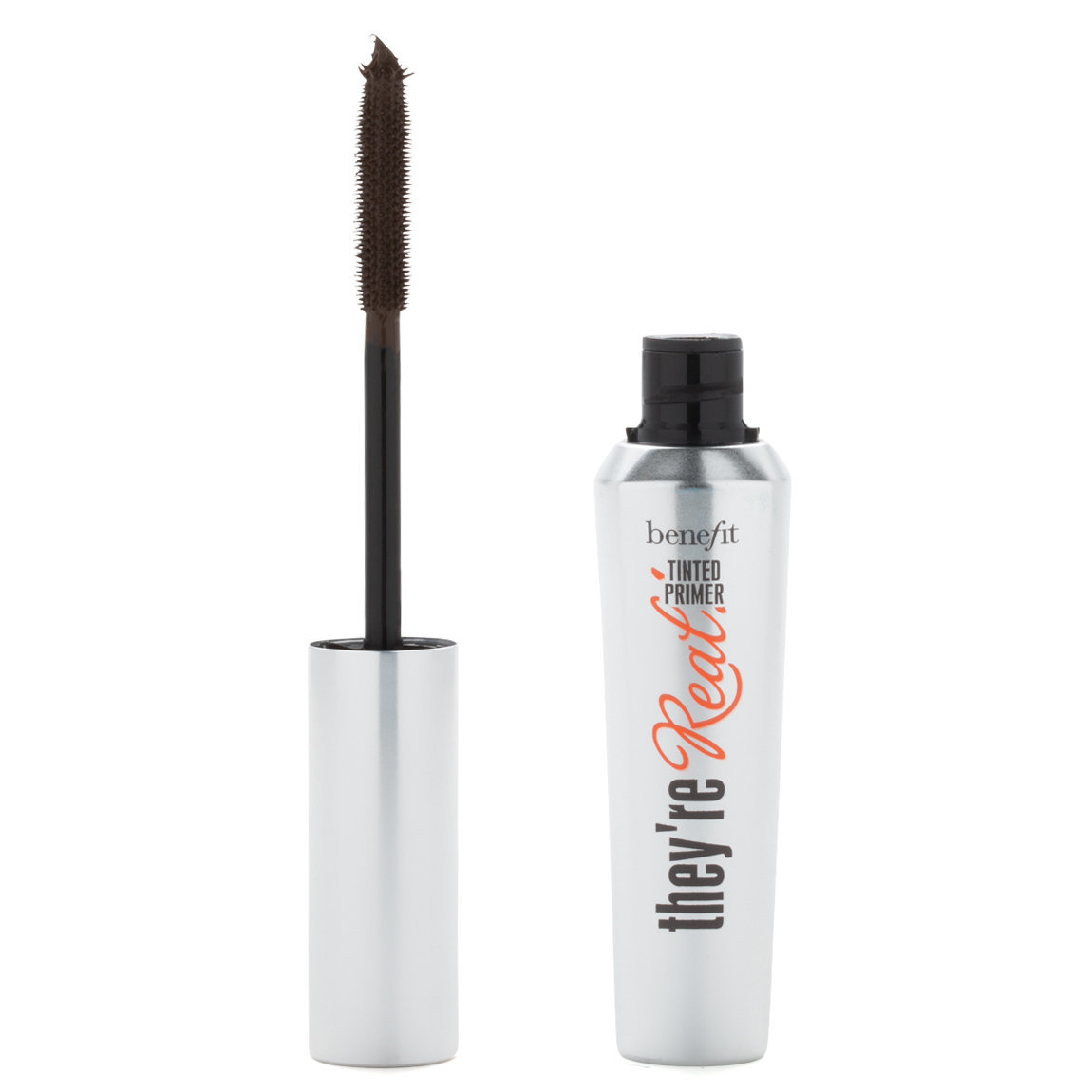 Benefit Cosmetics They're Real! Tinted Primer product smear.