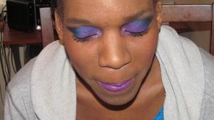 mac foundation nc55  heroine lipstick