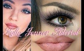 Kylie  Jenner Inspiracion 90's makeup ( english subtitles soon )