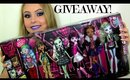 GIVEAWAY Monster High - Original Ghouls Collection