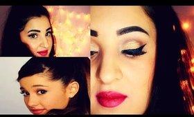 Ariana Grande Inspired Look