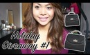 Holiday Giveaway #1 feat. JustFab