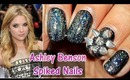Ashley Benson Spiked Nails | Tutorial