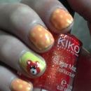 My niece nails ♥