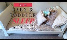 Parent Tips | Baby & Toddler Sleep Advice
