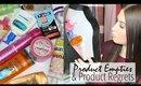 Product Empties & Products I Regret Buying!? | No 15