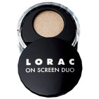 Lorac On Screen Duo Powder Highlighter & Cream Eyeshadow/Liner