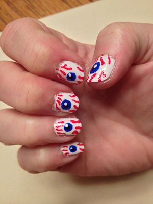 Inspired by WAH Nails Project #68