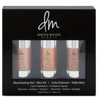 Danessa Myricks Beauty Illuminating Veil Mini Set