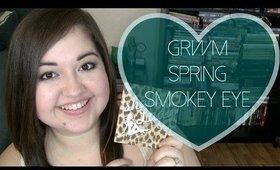 GRWM! Get Ready With Me- Spring Smokey Eye using the Balm's Shady Lady Palette!