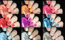 China Glaze Shades of Paradise Live Swatch + Review!
