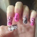 pink sexy cheetah