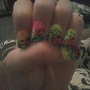 impress nails