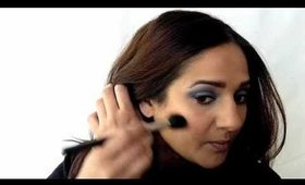 MAC Wonder Woman Makeup Tutorial