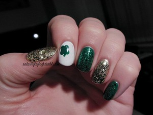 Happy St.Patty's Day!! :D