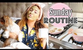 EARLY SUNDAY ROUTINE// Pregnancy Skincare 2020