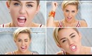 MILEY CYRUS - 23 - MUSIC VIDEO - MAKEUP TUTORIAL!