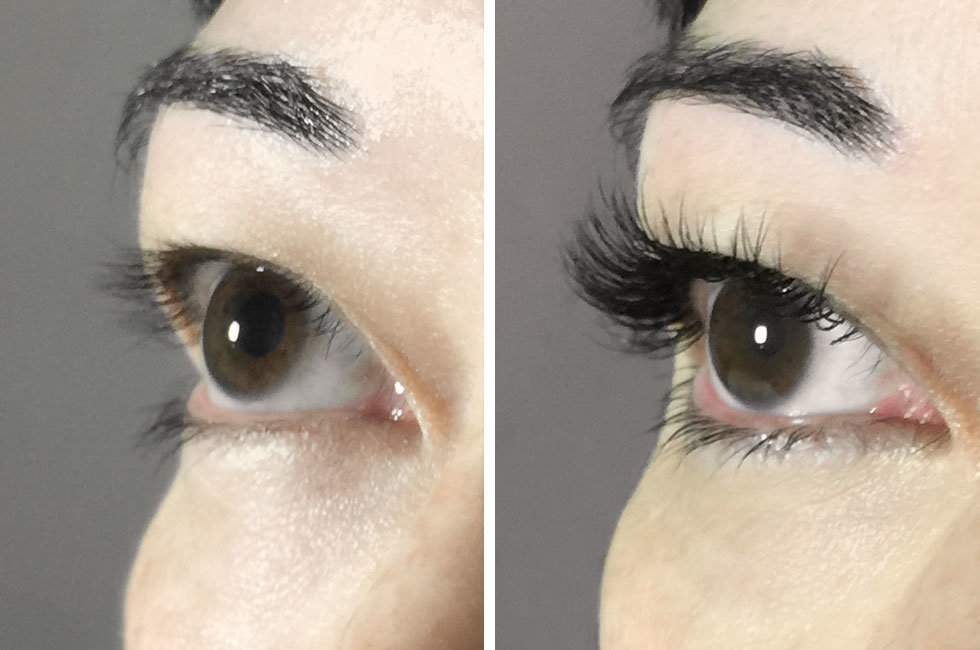 Long Eyelash Envy Maybe You Should Try Lash Extensions Beautylish