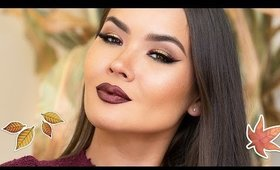 Fall Glam Makeup Tutorial | Maryam Maquillage