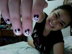 Hello Panda! ;)