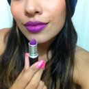 Heroine- Mac matte Lipstick