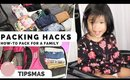 Holiday Suitcase Packing Hacks | How-to Save Space and Stay Organized