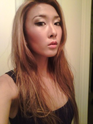2011.9.28 Before doin mah hair