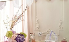Host a Beauty-Inspired Tea Party