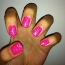 Barbie Pink Sparkles!