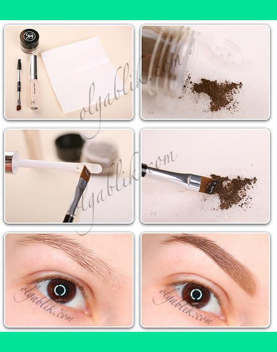 How To Get Perfect Eyebrows Olga B S Olgablik Photo