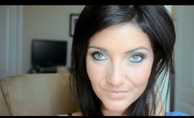 Gold and Brown Smokey Eye ~By Request~