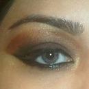 Arabic hefa wehbe inspired makeup